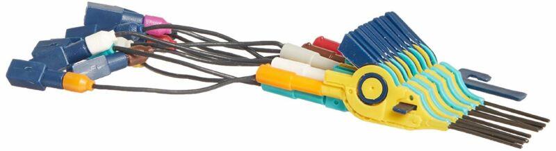 Pomona 6352 Tip Reach for SMD Micro Grabber Test Clip, 13mm Length (Pack of 10)