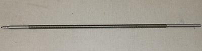 Emco Maximat V10-p Lathe Imperial Z Axis Lead Screw K19r