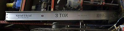 10 Ft. 3 Ton Aluminum Gantry Crane I-beam I Beam Only - Strad-l-load Gantry