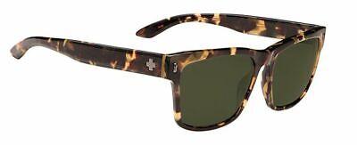 Green Army Lens (Spy Optics Haight Army Tortoise Sunglasses w/ Grey Green Lens )