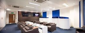 Out and about. Never out of touch at Regus in Edinburgh, EH3 business lounge from £49pm. Call today!