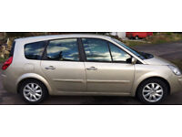 2008 Renault Grand Scenic II 1.5 dCi, 7 Seater Diesel,