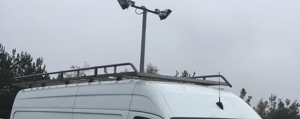 4 meter roof Rack