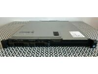 Dell PowerEdge R230 1U Xeon 3.5GHz 32GB RAM 2 x 3TB SAS HDD Server