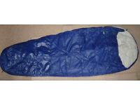 Blacks sleeping bag. Head to toe