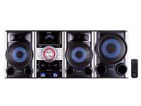 Sony MHC-GTZ3I 400w Hi-Fi Speaker System CD Aux Radio USB and 20cm Subwoofer