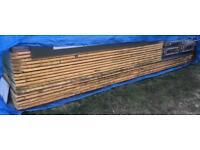 Extra Large Insulation Boards with Asphalt & Felt Sides