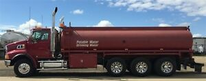 2007 Sterling LT9513 - Potable Water Tank