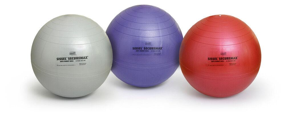 SISSEL Sistema seduta attiva Securemax - Palla antiscoppio Pilates Fisioterapia