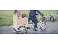 Rickshaw, Wedding Rickshaw