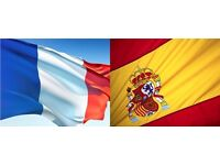 Practice French and Spanish for FREE! Conversational Exchange