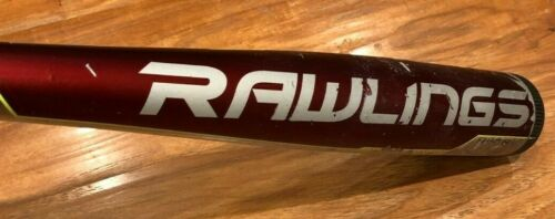 """$400 Rawlings VELO BBCOR Composite 2 5/8"""" Senior Baseball bat 33 30 quatro acp"""