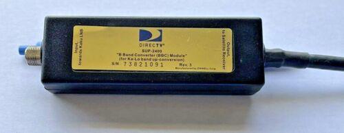 "DirecTV B Band Converter SUP-2400 - ""B Band Converter (BBC) Module"" -  Look!"