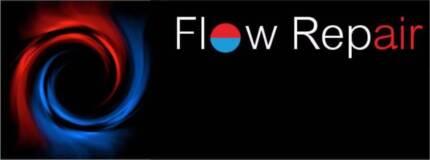 Flow repair