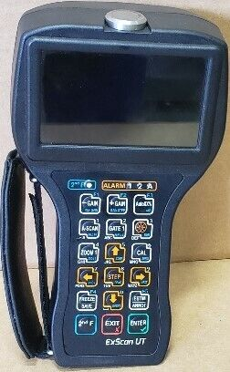 ExScan Ultrasonic Flaw Detector & Thickness Gauge