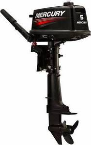 5 hp Mercury Outboard BRAND NEW Coorparoo Brisbane South East Preview