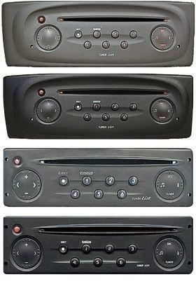 renault kangoo radio auto hi fi navigation ebay. Black Bedroom Furniture Sets. Home Design Ideas