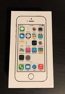 IPhone 5s 16GB (little Brushed Gold) Unlocked w Case Bundle