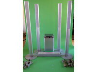 Sony TS-SS51 surround sound speakers (6 speakers)
