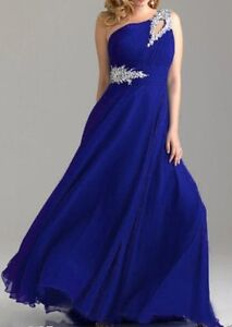New Bridesmaid Prom Formal Party Evening Gown Stock Size 6 8 10 12 14 16