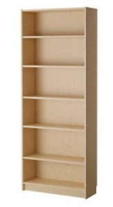 wanted: old real wood IKEA Billy bookcase