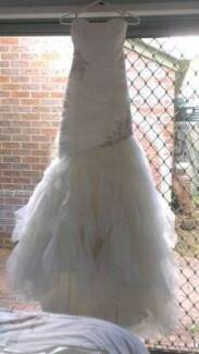 MIA SOLANO  Wedding dress Forest Lake Brisbane South West Preview