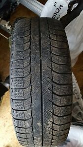 Hyundai  Elantra, Michelin X-Ice Tires & Rims, 205/60 R16
