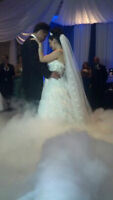 DRY ICE AND LED LIGHTING SERVICE