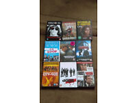 Job lot of 42 DVD's + Boxed sets for £25