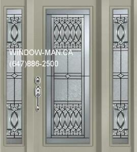 TwoSideLites Single Front Door Entry  17 years of experience