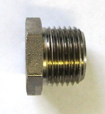 Tk B1740-12 - Oil Level Sight Glass 38 Npt .675-18 Threads