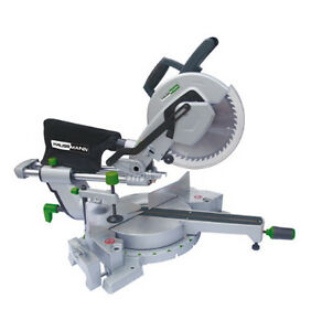 "Dual Bevel 10"" Compound Sliding Mitre Saw"