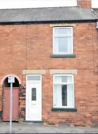 2 Bedroom Property to rent in Worksop. Available middle to end of February,