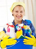 Female Cleaner AvailableI