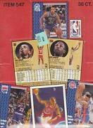 Basketball Wax Packs