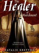 The Healer of Marchmont, 2015 Medieval Fiction Young Adult P/Back Glen Iris Boroondara Area Preview