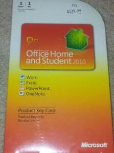 Microsoft Office 2010 for sale