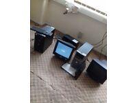 Computer/printers/TV job lot (READ DESCRIPTION)