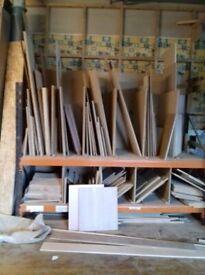 Massive Joiner job lot - wood, benches, tools etc (READ DESCRIPTION)