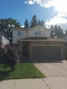 Open Concept Home with double garage house in Kitchener