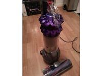 Dyson dc50, purple, multi floor head
