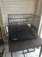 Small Dog Crate, only used twice