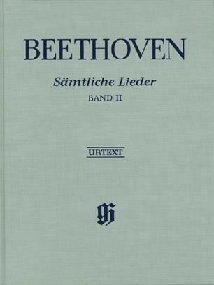Beethoven+Complete+Songs+Book+2+-+pub+Henle