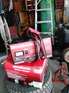 trailer hitch/battery charger