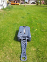 blackwater tote cart