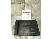 Samsung SF 500 Fax Machine