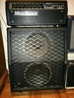 Mesa Boogie Mark III head and 2X12 cab, and other toys