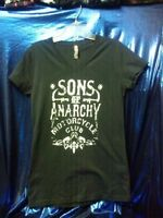 Sons of Anarchy - Motorcycle Club - t-shirt