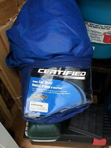 Certified Indoor Car cover (blue)