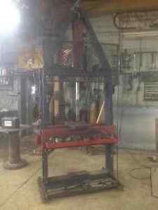 press hydraulique